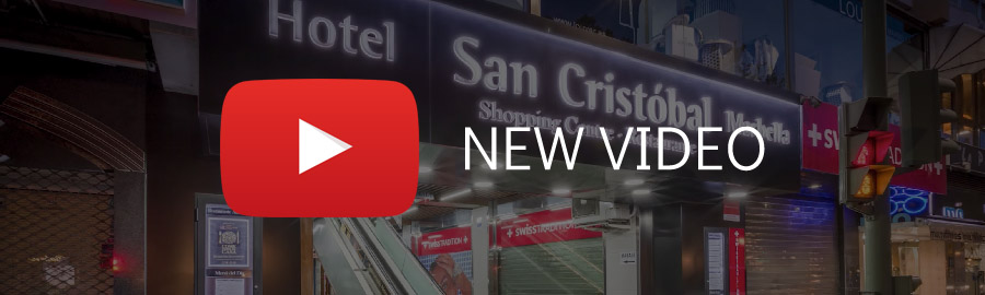 NEW VIDEO HOTEL SAN CRISTPBAL